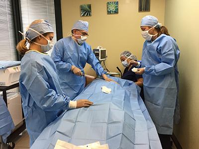 mini liposuction procedure