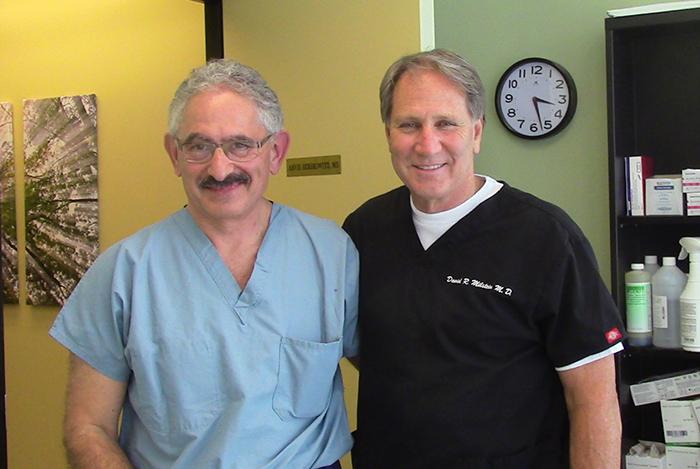 Dr. Herskowitz and Dr. Milstein